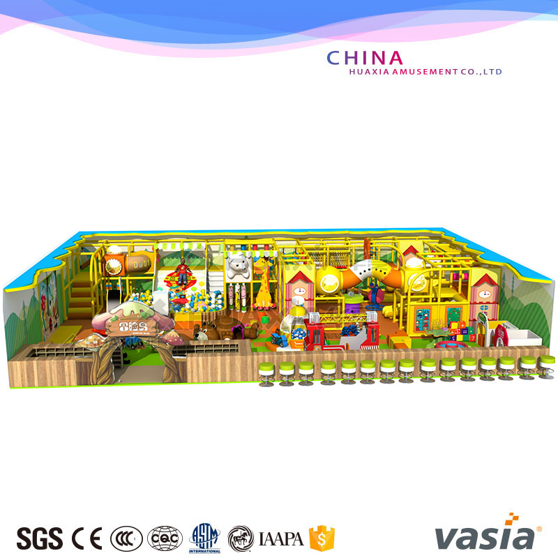 Children Indoor Playground  VS1-170329-249A-33