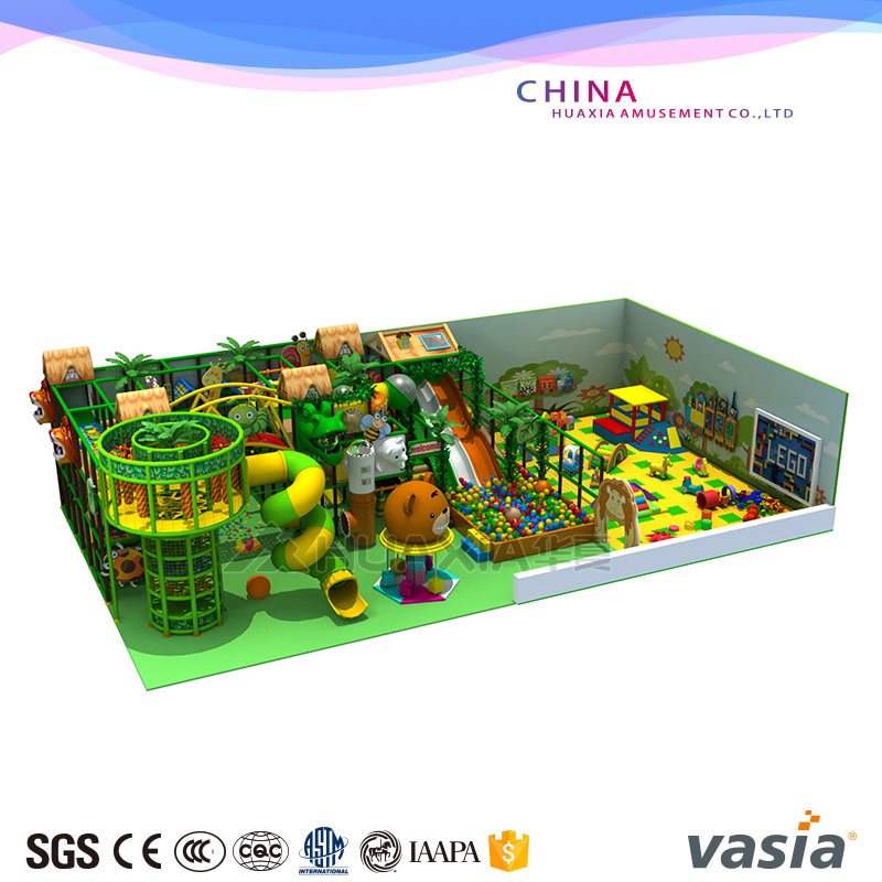 Children Indoor Playground VS1-170318-273A-31A