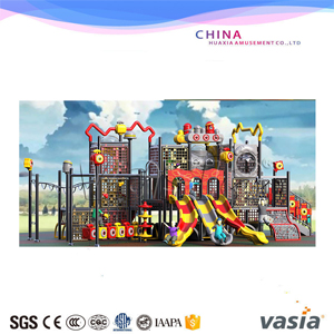 children outdoor playground-VS2-7001A