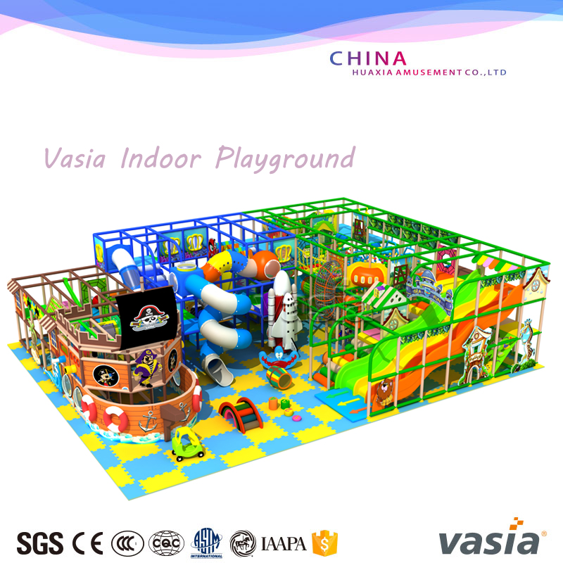 Children indoor playground VS1-151007-252A-30X