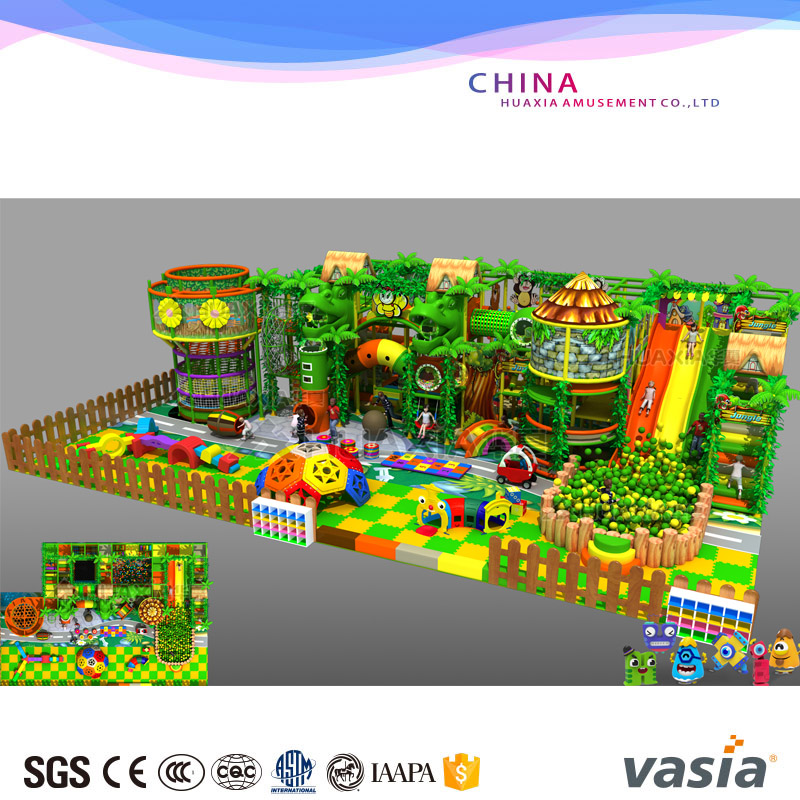 Children indoor playground VS1-151228-161A-3-29