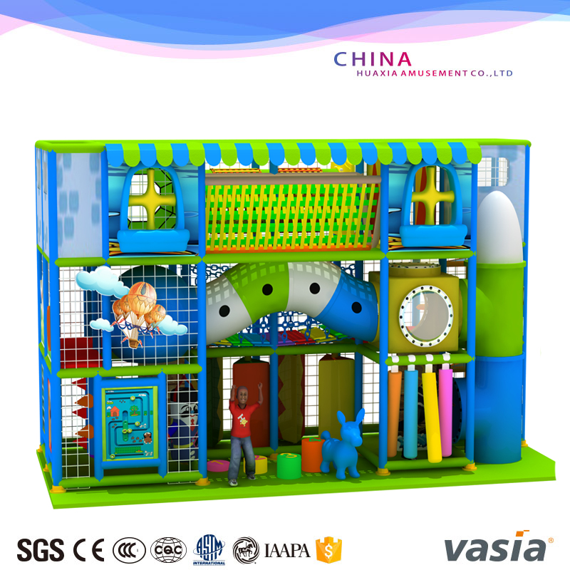Children indoor playground VS1-160116-23A-31A