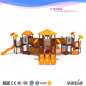 Outdoor Playground Equipment-VS2-7117A