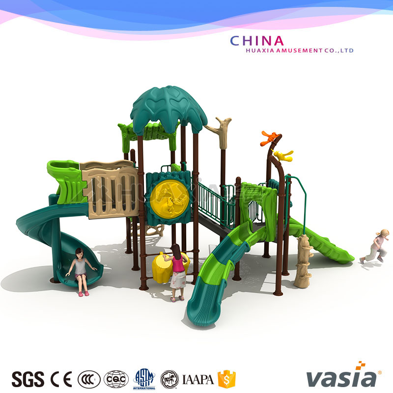 Children Outdoor Playground VS2-7057A