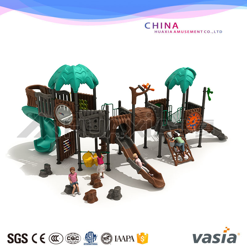 Children Outdoor Playground VS2-7058A