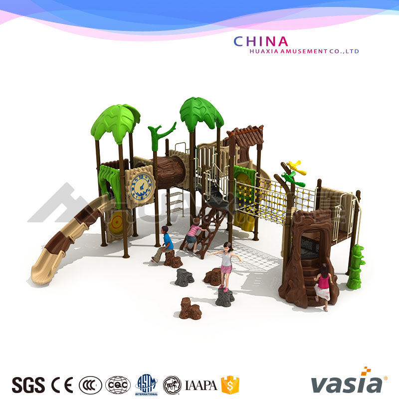 Children Outdoor Playground VS2-7059A