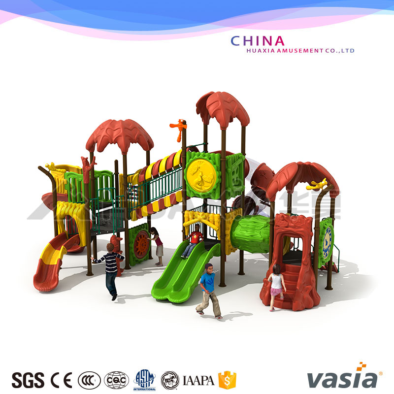 Children Outdoor Playground VS2-7060A