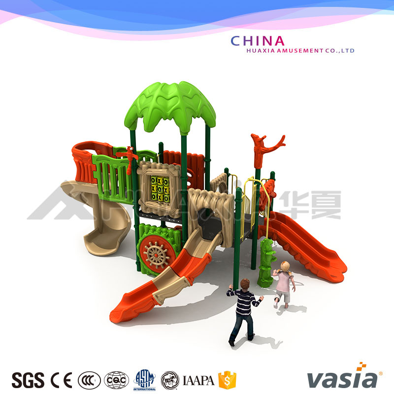 Children Outdoor Playground VS2-7061A
