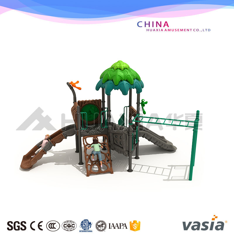 Children Outdoor Playground VS2-7062A