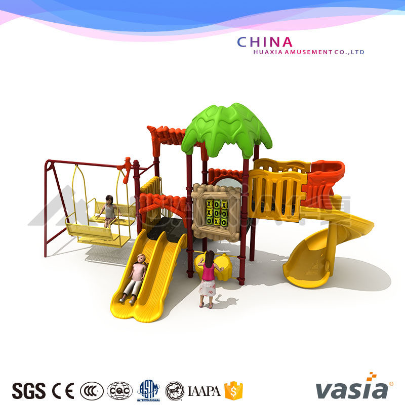 Children Outdoor Playground VS2-7062B