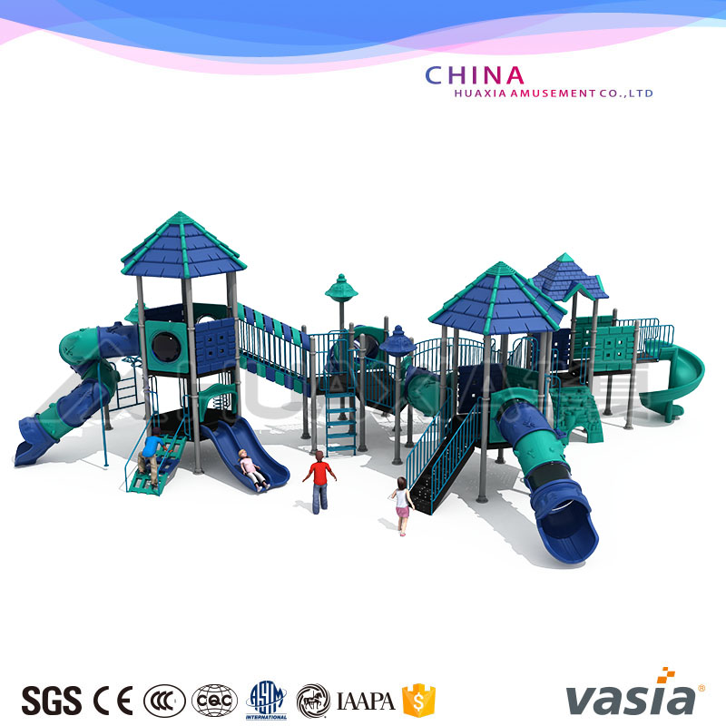 Children Outdoor Playground VS2-7083A