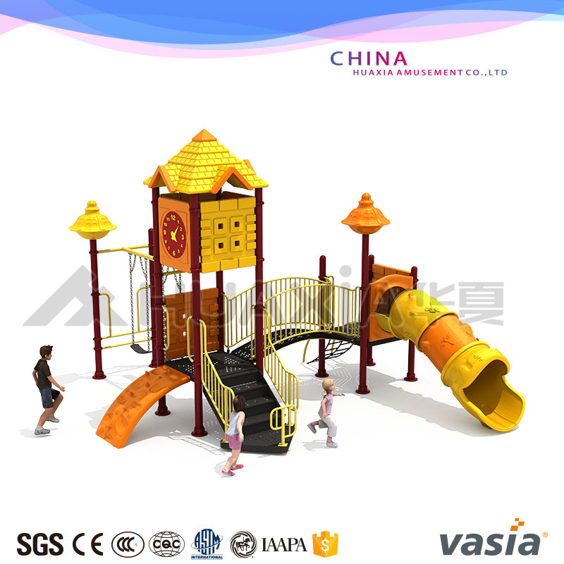 Children Outdoor Playground VS2-7088A