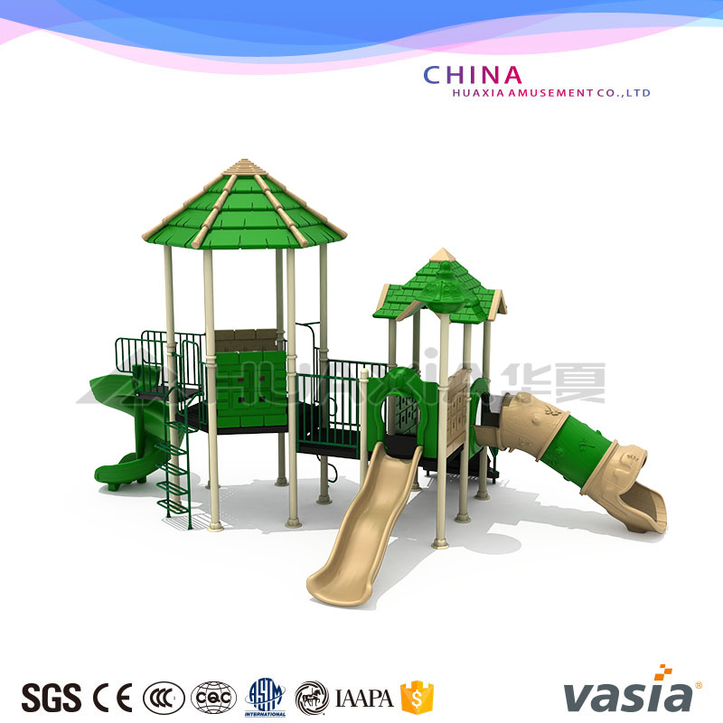 Children Outdoor Playground VS2-7090A