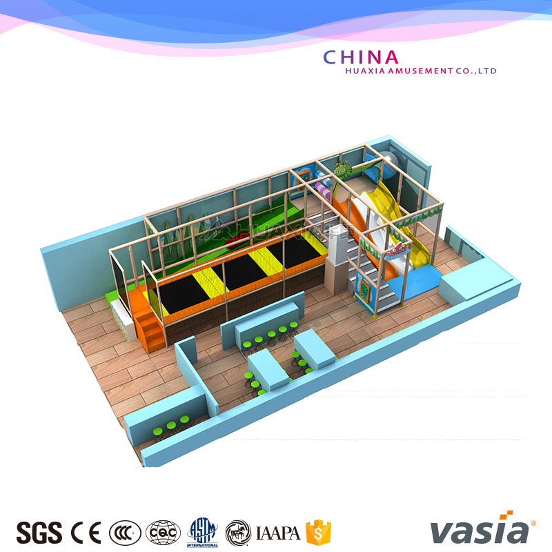 Children Indoor Playground VS1-170321-52A-31A