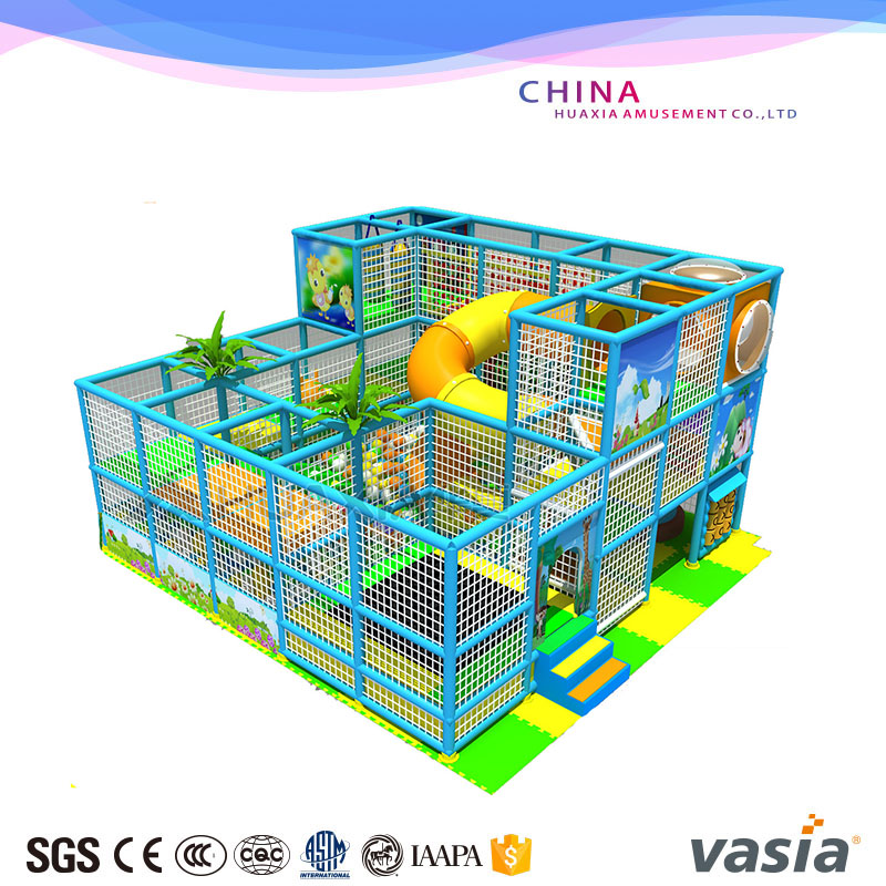 Children Indoor Playground  VS1-170325-44-37