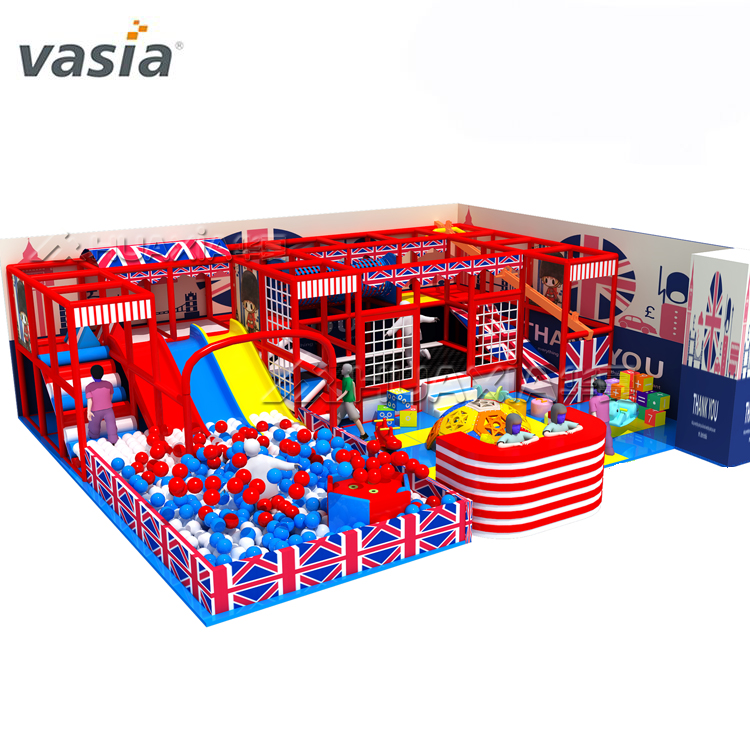 Safety children indoor playground
