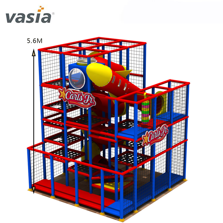 children indoor playground VS1-180530-23A-32