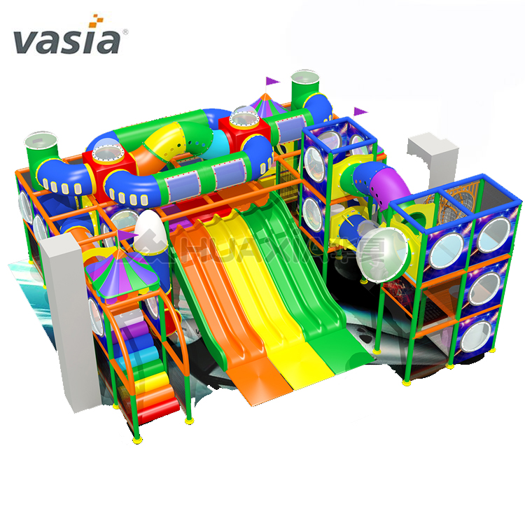 Children small indoor playground
