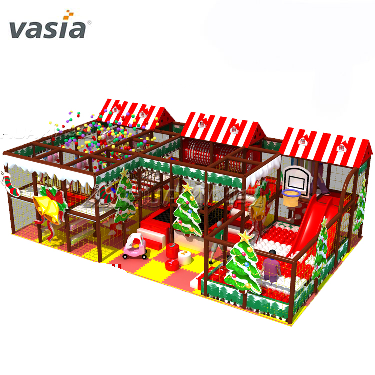 children christmas indoor playground