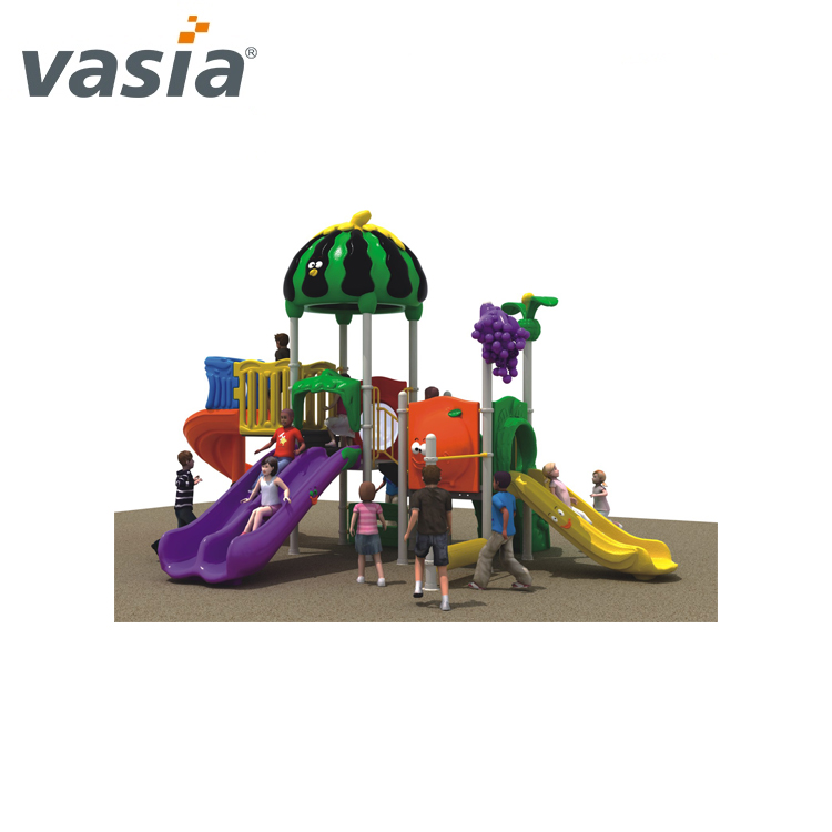 attractive outdoor playground equipment for child care center VS2-59-64-1