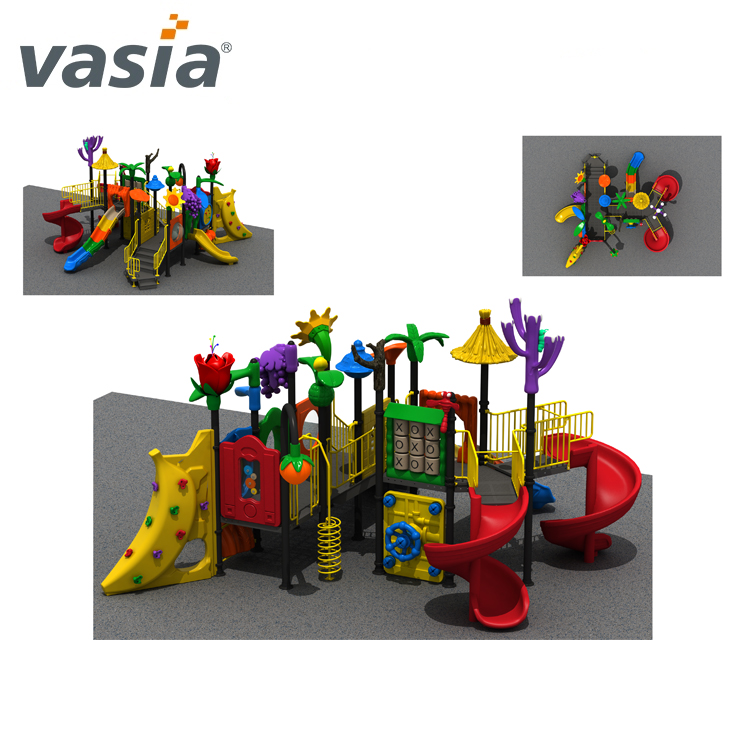 Vasia large-scale outdoor playground equipment kids VS2-161129A-32