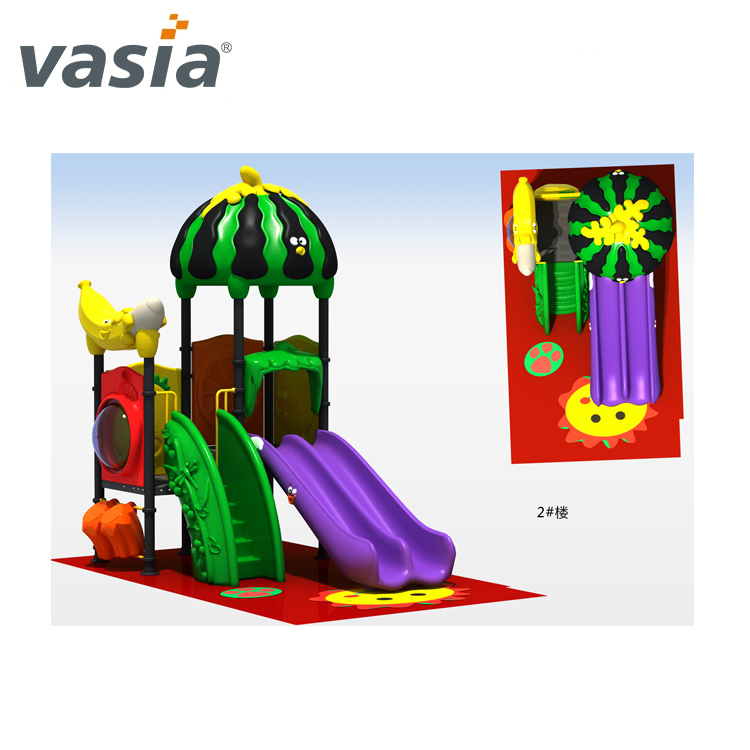2018 new cheap children used outdoor preschool playground equipment for sale VS2-161215-02-32